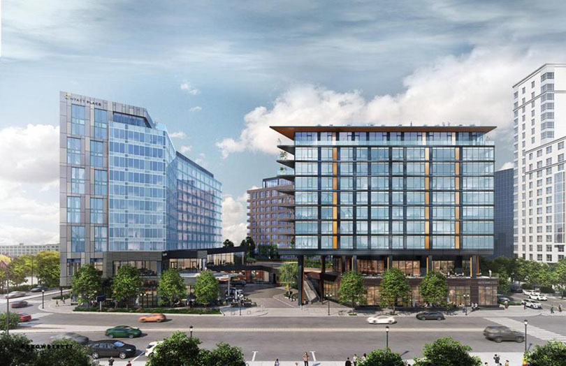 MASSPORT PAVES WAY FOR NEW SEAPORT HOTEL AND APARTMENT COMPLEX