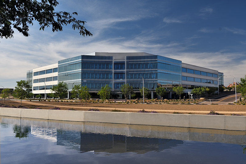 TOP 10 PHOENIX OFFICE COMPLETIONS IN 2017