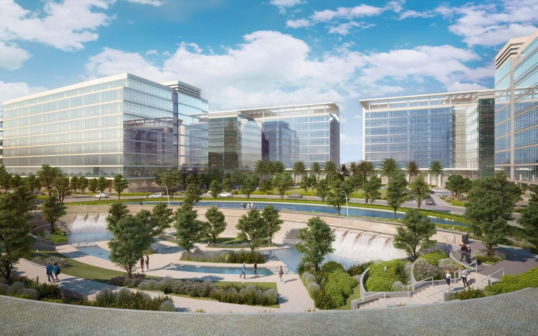 LINCOLN BREAKS GROUND ON THE GRAND – BUILDING TWO
