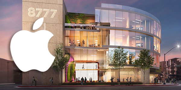 APPLE IS TAKING ANOTHER BIG BITE OUT OF CULVER CITY