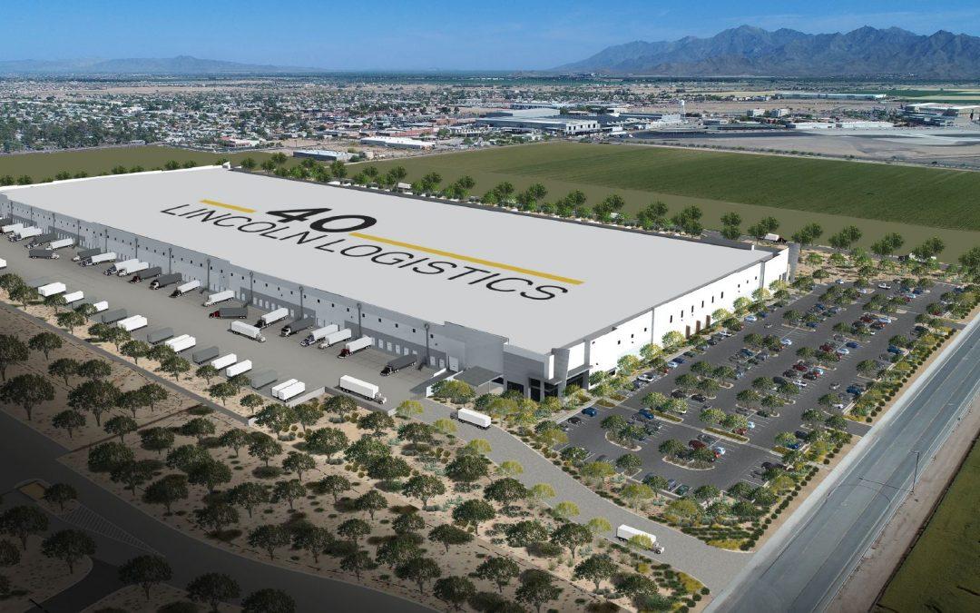 NEW TO MARKET – Lincoln Logistics 40