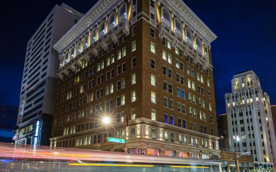 Luhrs Building in downtown Phoenix sells for $14 million