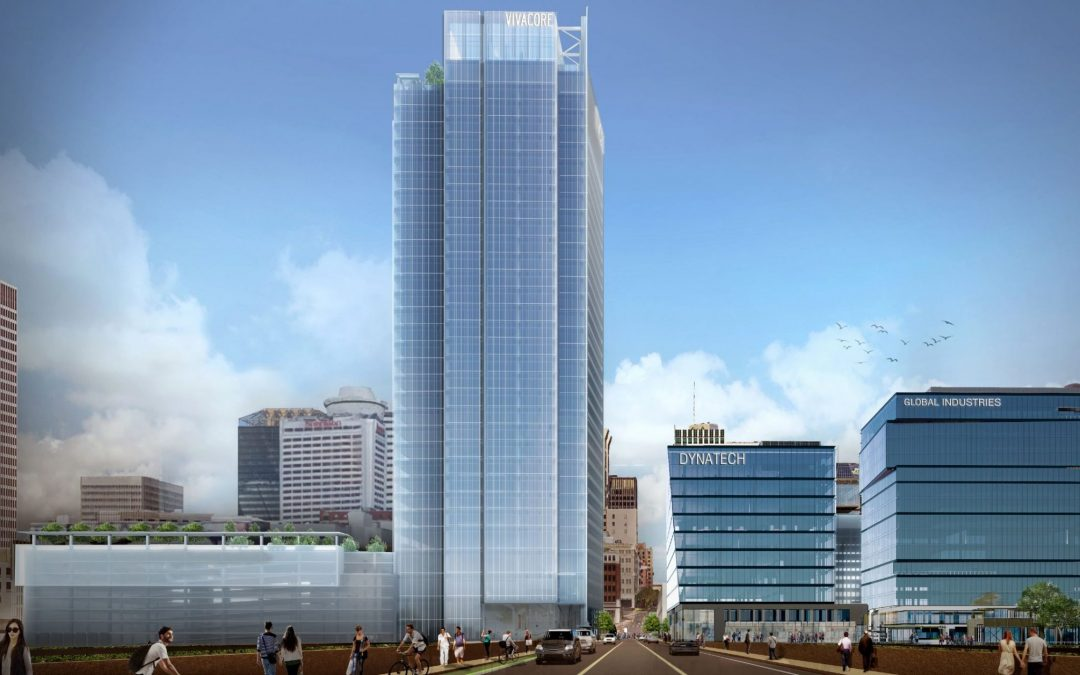 EXCLUSIVE: AUSTIN'S TALLEST TOWER PLANNED FOR WEST SIXTH AND GUADALUPE