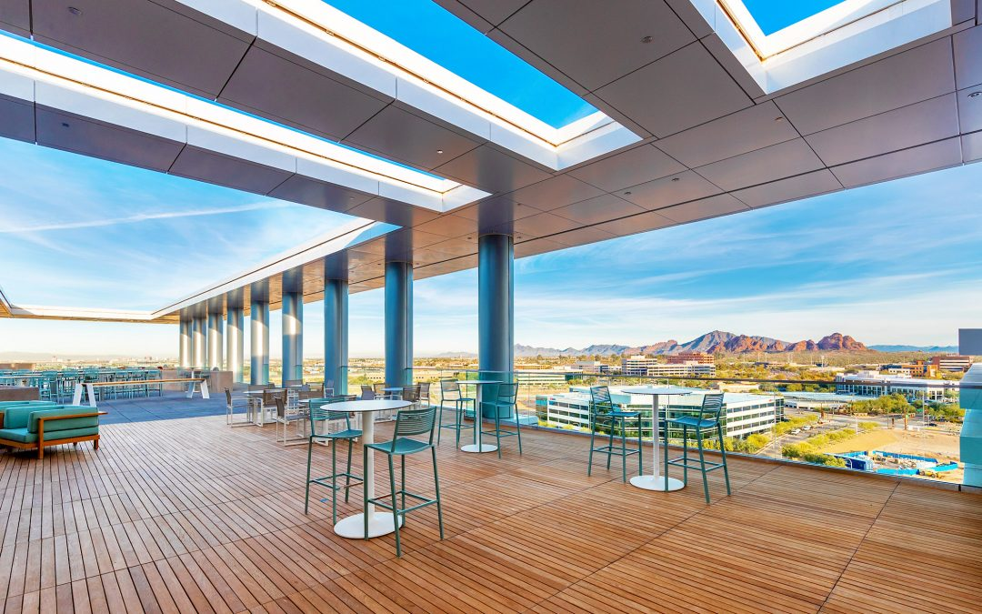 Lincoln Property Co. Sells Grand2 Office Building in Tempe to Apex Capital for $187.5M