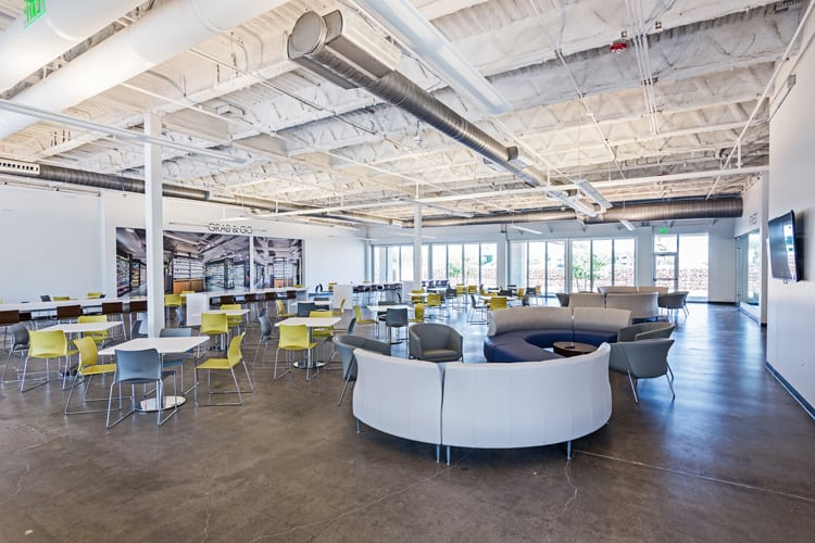 Offices look for competitive edge to attract and retain tenants