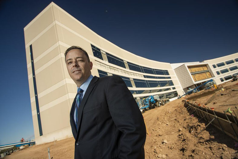 Tempe, Chandler are the present and close future of office development