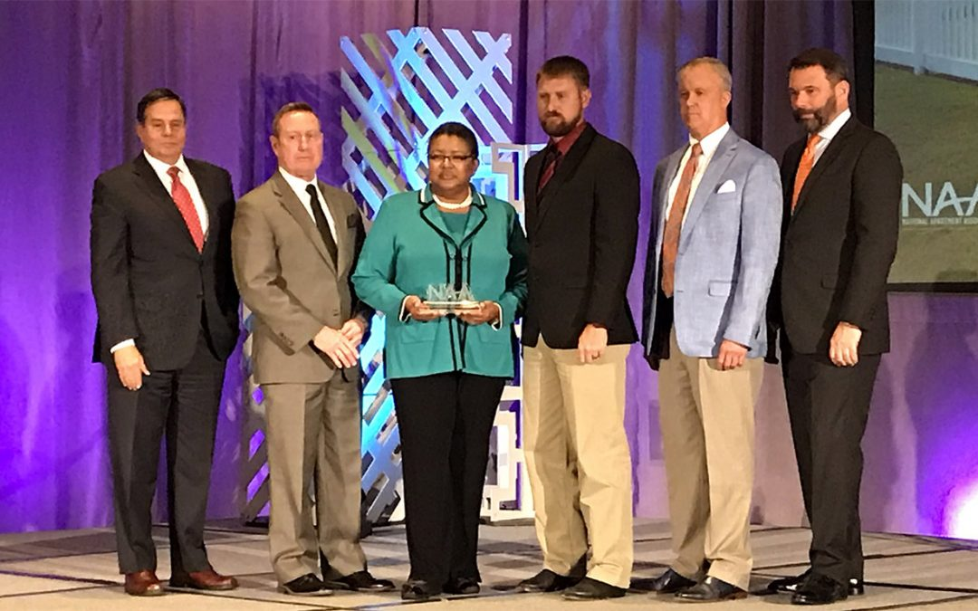 Lincoln Military Housing Honored With 2019 National Apartment Association Excellence Award