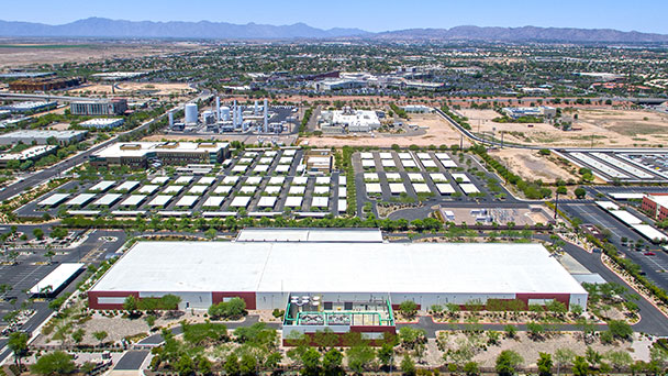 Lincoln Rackhouse Sells Its Phoenix Flagship Data Centre Hub For $72.75m