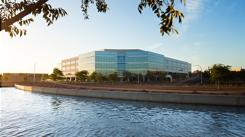 Lincoln Property Sells First Office Building at The Grand at Papago Park Center in Arizona for $90M