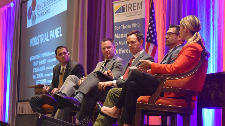 Experts tout a 'hot Arizona market' at IREM-CCIM Economic Forecast