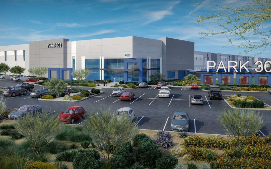 Construction begins on master-planned West Valley industrial park