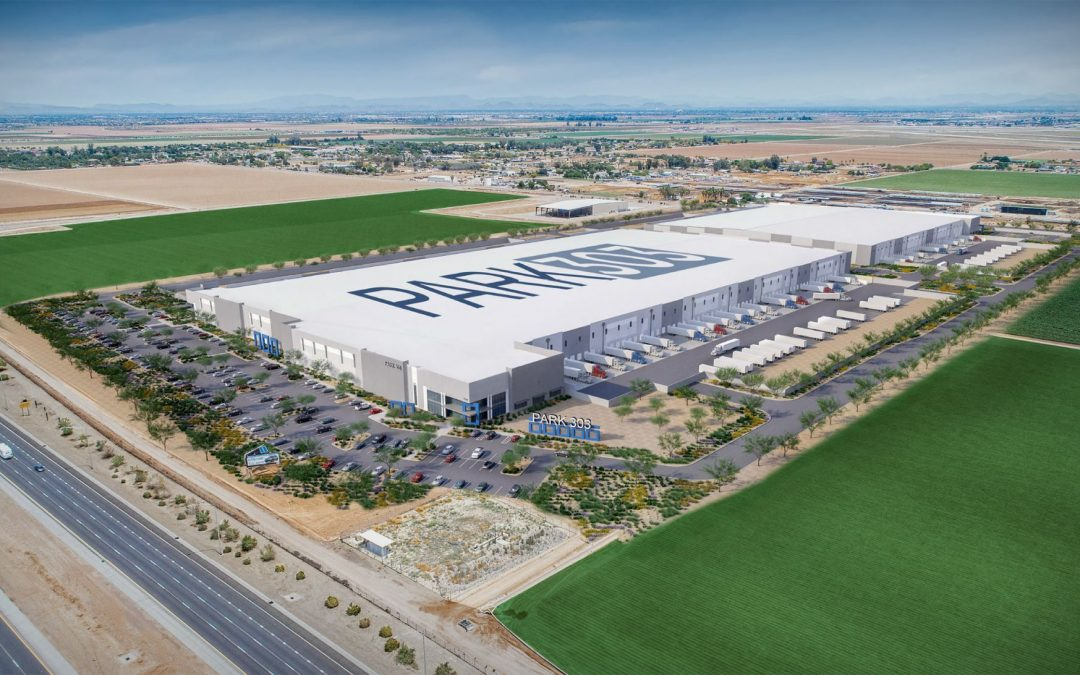 Here's how Phoenix ranks for 1M SF industrial transactions in 2020