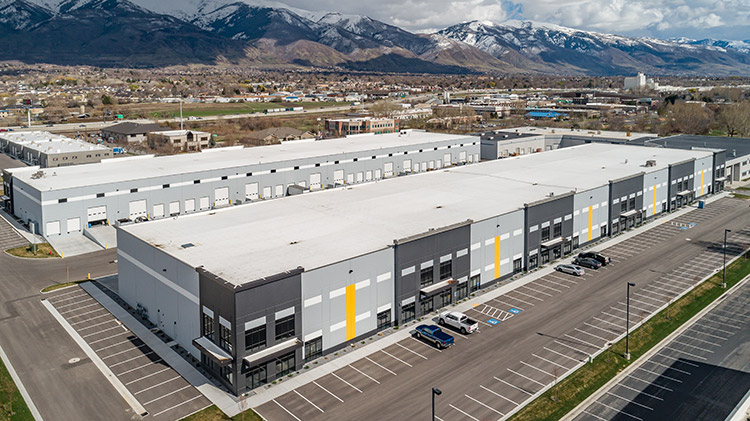 LPC Enters Utah Market with Purchase of 212,950 SF Access Park Industrial Portfolio