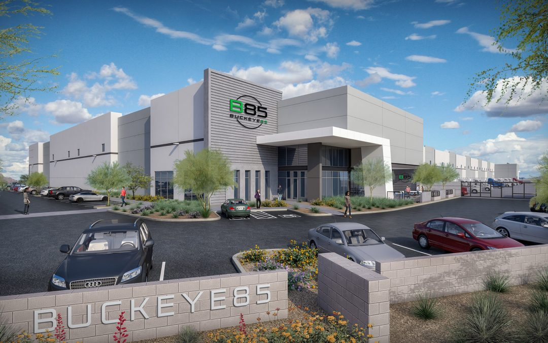 Lincoln Property to Develop West Phoenix Industrial Facility