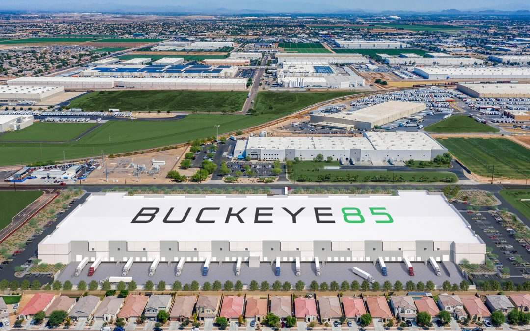 LPC secures West Valley land to build Buckeye85 industrial project