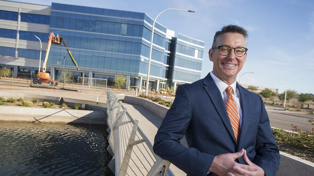Q&A: Lincoln Property Co. exec talks Valley's industrial real estate boom, trends