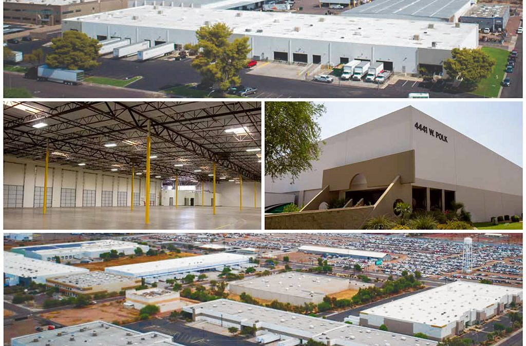 Lincoln Property Company sells Phoenix industrial portfolio for $68M