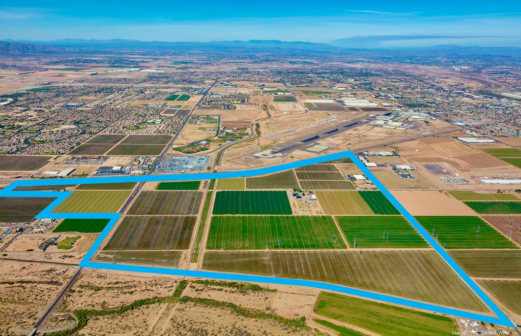 Massive 7-million-square-foot Goodyear AirPark coming to West Valley